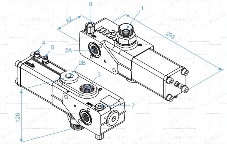 Подъемник кабины скания схема